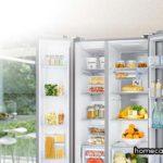 Tủ lạnh side by sidekhác tủ lạnh thường như thế nào