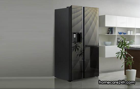Ưu nhược điểmcủa dòng tủ lạnh side by side