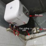 Bình nóng lạnh không bật được, nguyên nhân và cách xử lý