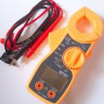 Cách sử dụng kẹp dòng để kiểm tra các thiết bị điện gia đình