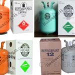Các loại gas tủ lạnh được sử dụng phổ biến hiện nay
