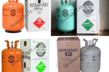 Tủ lạnh dùng gas gì, tìm hiểu những loại gas tủ lạnh thông dụng