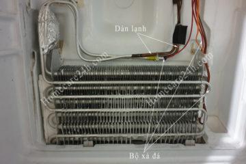 Tủ lạnh bị hỏng xả đá, người dùng có thể tự sửa tại nhà khá dễ dàng