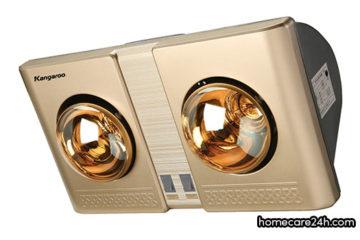 Đèn sưởi nhà tắm là gì? Những điều bạn cần biết về đèn sưởi phòng tắm