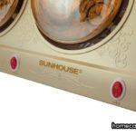 Đèn sưởi nhà tắm Sunhouse có tốt không