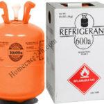 Gas tủ lạnh R600a