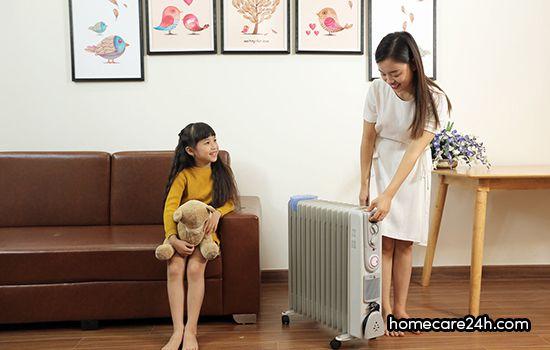 thiết bị tốn điện nhất trong gia đình