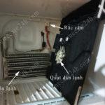 Tủ lạnh không mát ngăn dưới, nguyên nhân do đâu