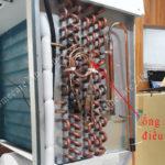 Tìm hiểu về ống mao điều hòa, chức năng và vấn đề trục trặc gặp phải