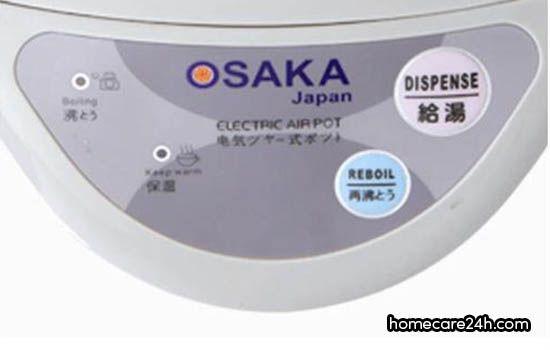 Bình thủy điện Osaka có tốt không