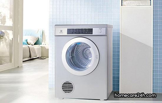 Cách sử dụng máy sấy quần áo đúng cách