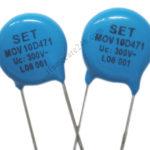 Điện trở bảo vệ quá áp trong các mạch điện tử điều khiển
