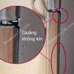 Tủ lạnh bị hở cánh, nguyên nhân và cách xử lý phù hợp