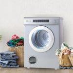 Máy sấy quần áo có tốn điện không