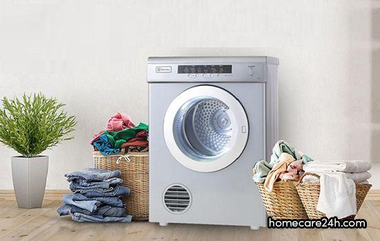 Giá máy sấy quần áo bao nhiêu tiền