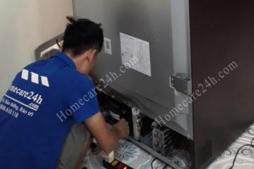Tủ lạnh chạy một lúc rồi tắt, Homecare phân tích một số nguyên nhân