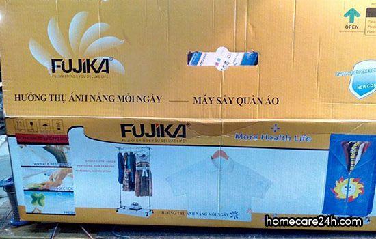 Tủ sấy quần áo Fujika có tốt không