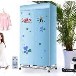 Tủ sấy quần áo Saiko có tốt không? Có nên mua tủ sấy Saiko không