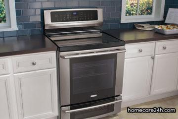 Bếp từ có lò nướng là gì?