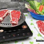 Dùng vỉ nướng bếp hồng ngoại như thế nào cho đúng cách