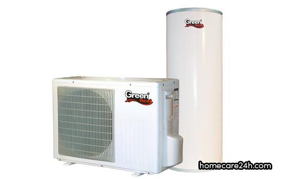 Bình nóng lạnh bơm nhiệt Heat Pump