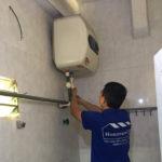Máy nước nóng lạnh dùng để tắm có những loại nào, giá bao nhiêu