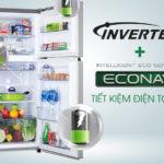 Cấu tạo tủ lạnh inverter có khác gì với tủ lạnh không inverter