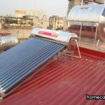 Máy nước nóng năng lượng mặt trời ống dầu