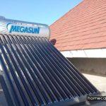 Bình nước nóng năng lượng mặt trời Megasun