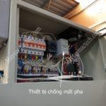 Thiết bị chống mất pha, bảo vệ các thiết bị dùng điện 3 pha