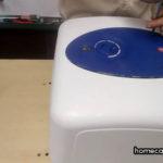Cách súc rửa bình nóng lạnh