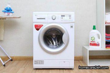 Ưu điểm máy giặt cửa trước là gì? Đánh giá từ homecare24h