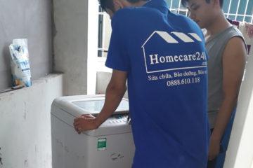 Máy giặt giặt xong không vắt, nguyên nhân và cách xử lý phù hợp