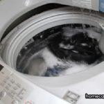 Máy giặt nên xả nước mấy lần