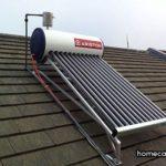 Tác hại của máy nước nóng năng lượng mặt trời là gì