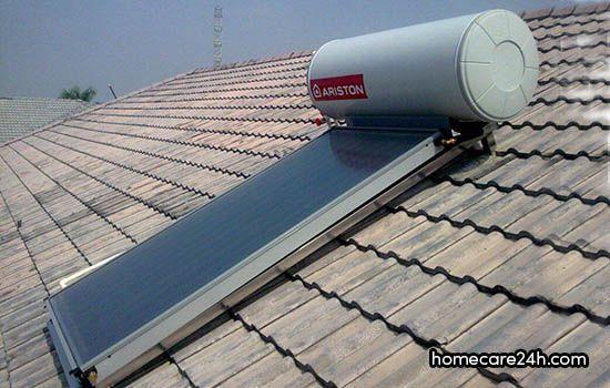 Máy nước nóng năng lượng mặt trời Ariston có tốt không