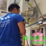 Thông số áp suất nạp gas R410a cho điều hòa là bao nhiêu