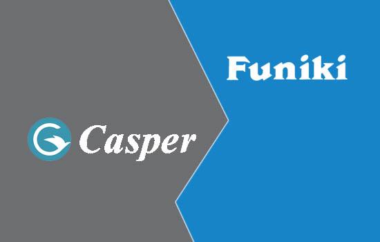 So sánh điều hòa Casper và Funiki