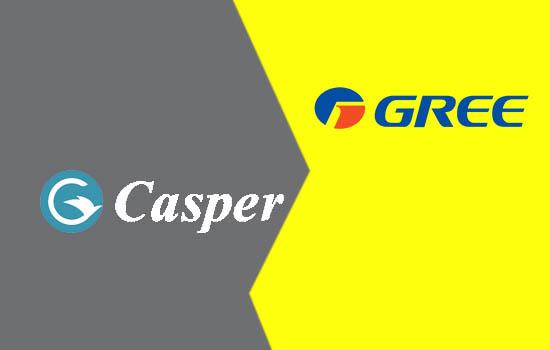 So sánh điều hòa Casper và Gree