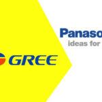 So sánh điều hòa Gree và Panasonic