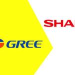 So sánh điều hòa Gree và Sharp