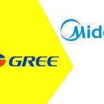 So sánh điều hòa Midea và Gree