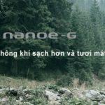 Chế độ Nanoe G của điều hòa Panasonic