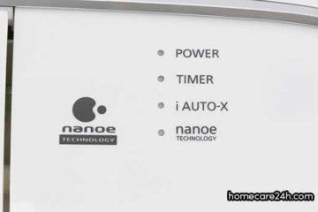 Đèn báo ở điều hòa Panasonic, ý nghĩa của các loại đèn báo