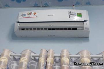 Công suất máy lạnh Sharp bao nhiêu