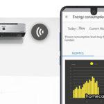 Thống kê điện năng tiêu thụ