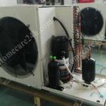 Cấu tạo máy bơm nhiệt gồm những bộ phận cơ bản nào