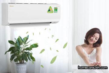 Cách sử dụng điều hòa Daikin Inverter 1 chiều lạnh