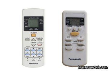 Hướng dẫn sử dụng điều hòa Panasonic và chức năng trên remote