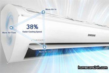 Máy lạnh Samsung tam diện, đặc điểm và những lợi ích của tam diện